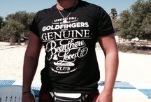 Been there & loved it = GOLDFINGERS / Take a picture of you in our special T-shirt Goldfingers - been there & loved it, send it to marketing@goldfingersprague.com and GET A DRINK FOR FREE. You can buy the T-shirt in the club or you can order it via mail written above. Price 200 CZK.