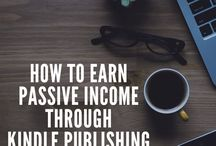 How to Earn Passive Income with Kindle Publishing