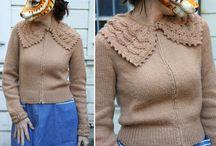 sweater / knitwear obsession
