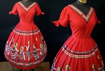 Mexican Vintage Style