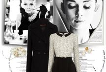 miniPRIX % fashion icon / it is time to remember where the fashion started: audrey hepburn, grace kelly or jackie kennedy in fabulous outfits that inspired us to create this board