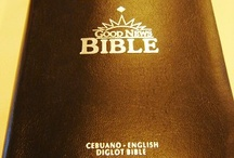 Cebuano /Philippines Bibles / by BIBLE WORLD