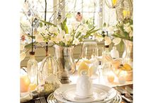 Tablescapes Easter
