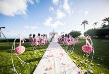 Hawaii Kahala Resort Hotel Wedding / Hawaii Kahala Hotel Wedding