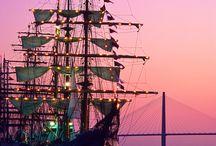 """Корабли в моей гавани..."""