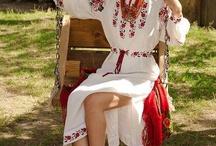 bluze si rochii traditionale