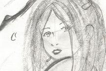pencil / drawing sketches pencil landscape