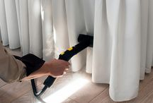 Curtain Cleaning & Maintenance in SYDNEY