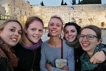 Mathilde en Israël