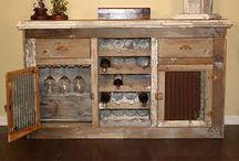 Bars, Bar Cabinets, Etc.