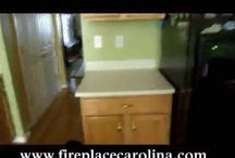 Granite-Light Wood Cabinets  / Granite colors that work well with light wood cabinets