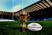 Rugby World Cup (RWC 2015) / We want to celebrate with you the Rugby World Cup being hosted in England this year!