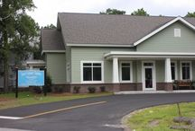 Out Dental Office / Our conveniently located Mount Pleasant dental office, offers a warm and friendly environment for all our dental clients. We are happy to show you around YOUR new dentist's office!