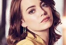 ES / Well,my name is Anastasia and this is something that I always wanted to do, because I'm a huge fan of Emma Stone. I have really worked for that, and I am really happy when I see that other people are Emma's fans and they like these pins. Thanks for following !!