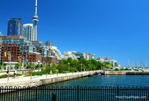 Toronto - most inclusive city in the world / Toronto -- my new home