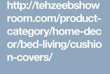 Tehzeeb Cushion Covers