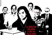 Viñetas / El humor y las viñetas publicadas en Liverdades