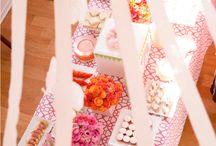 Party Ideas / Party food, decoration & ideas