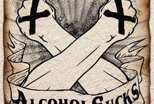 straight edge + Hardcore Punk