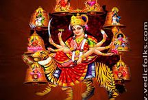 Navratri Pooja and Homams / http://www.vedicfolks.com/others/karma-remedies/homams/navratri-pooja-and-homams-for-9-days-.html