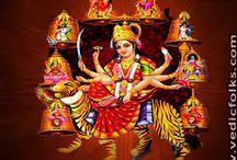 Navratri Pooja and Homams / http://www.vedicfolks.com/others/karma-remedies/homams/navratri-pooja-and-homams-for-9-days-.html