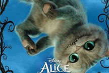 Alice Through The Looking Glass (Disney)