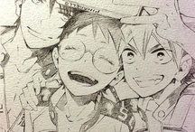 Anime 카툰