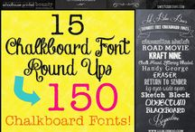 Font / by Haaheo Thoren