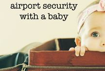 Travel with baby / Everything you like to know about traveling with an infant.