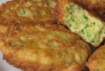 beignets  courgettes