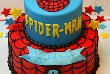 τούρτες με ήρωες