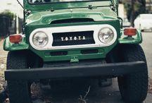 Toyota LC FJ40