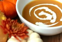 Pumpkin soup recipes