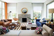 inspiring interiors / by Katie Hackworth // H2 Design + Build