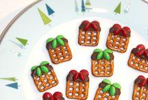 Holiday Food Ideas / by Taryn McKeeth
