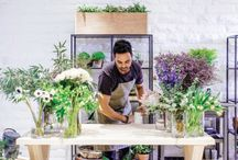 Blumen und Kunst / Flowerlove
