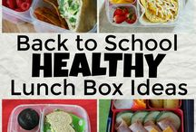 Kids Back-to-School Healthy Recipes