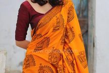 HANDLOOMED / Handloomed saris and other textiles!
