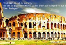 Rome / Rome city, città di Roma, landscapes, view, streets