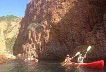 Theoule sur mer et ses calanques, à découvrir en kayak de mer / découvrez les merveilleuses calanques de Théoule sur mer en kayak de mer, et ressourcer dans les magnifiques criques que l'on découvre tout le long du parcours. www.kayak-theoule-sur-mer.fr    Réservation : 0687954518
