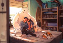 BIG HERO 6 / GRANDES HÉROES