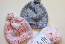 knitting for new borns