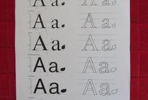 esercizio scrittura stampa