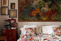 Interior Design Inspiration / Things I would love to include in our eclectic farmhouse