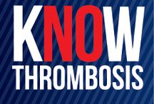 """New 2016 Campaign Messaging / """"Know Thrombosis: Keep Life Flowing"""" emphasizes the need for health care professionals and patients to become educated about the condition. It also employs a universal analogy & compelling imagery to make thrombosis feel relevant."""