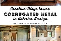 Industrial Decor Ideas / Industrial decor ideas for your home!