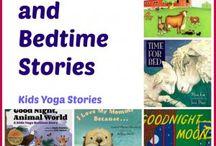 Kids Yoga / lesson plan inspiration / by Elisha Tomberlin