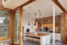 cozinha integrada c piscina