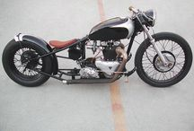 Motorbikes / by Wes Sills