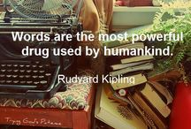 Quotes / Quotes about writing & books